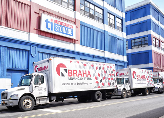 Moving & Storage Services – Climate Controlled Storage Facilities   Braha Moving Systems