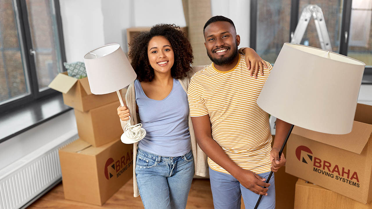Residential Movers – Household Moving Company   Braha Moving Systems