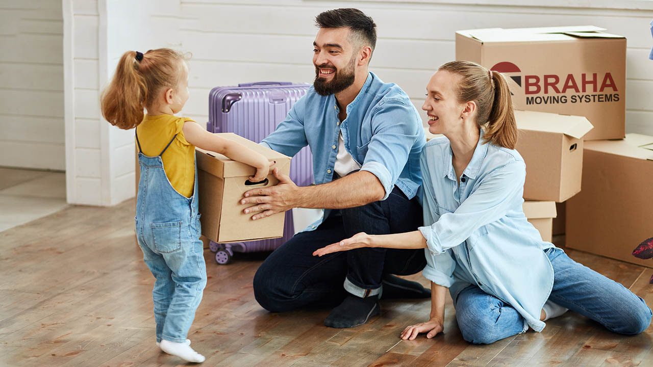 Why Choose Us Your Residential Movers   Braha Moving Systems
