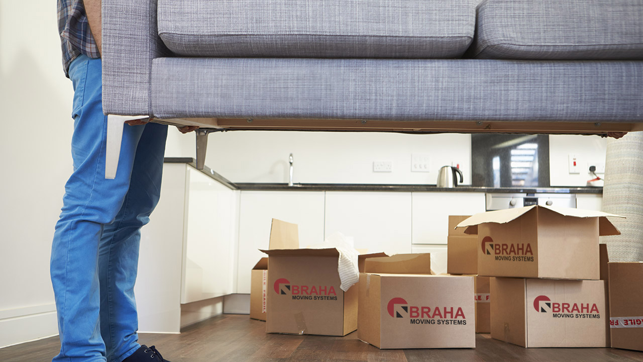 Furniture Moving Services | Expert Furniture Movers | Braha Moving Systems