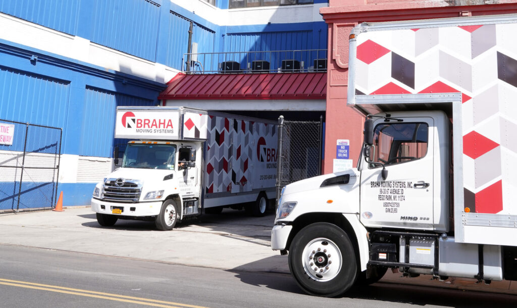 Local Moving Company - Professional Local Movers | Braha Moving