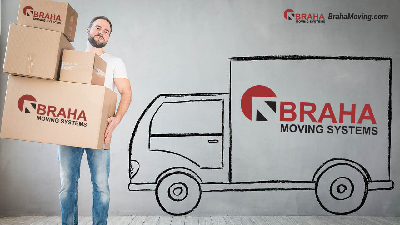 Moving Company - National Moving Company in USA | Braha Moving Systems